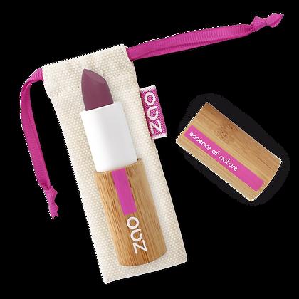 ZAO Rouge à lèvres soft touch 437 Aubergine 3,5gr