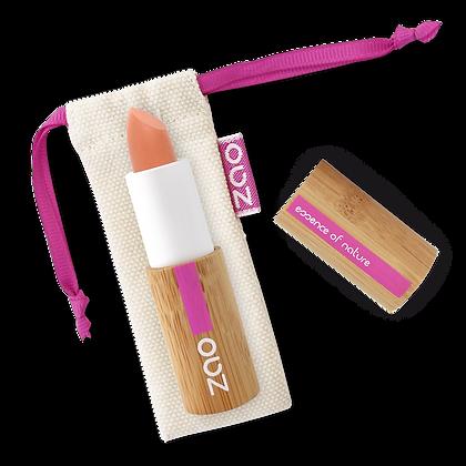 ZAO Rouge à lèvres soft touch 432 Pêche 3,5gr