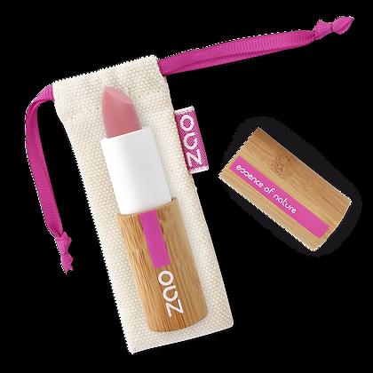 ZAO Rouge à lèvres soft touch 434 Rose poudré 3,5gr