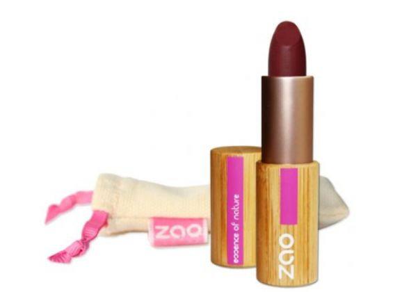 ZAO Rouge à lèvres mat 468 Prune 3,5gr