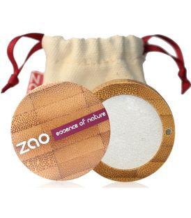 ZAO Fard à paupières 101 Blanc nacré 3gr