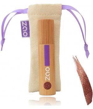 ZAO Vernis à lèvres 033 Brun rosé nacré 5ml