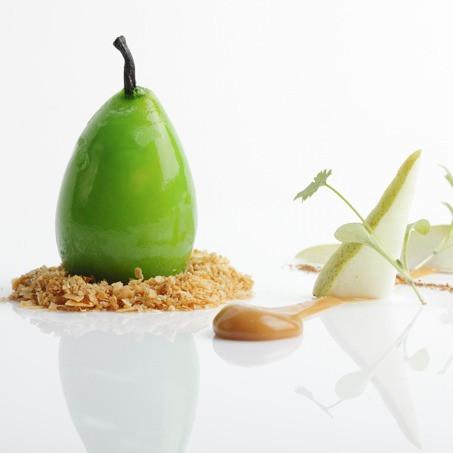 Pear Tatin