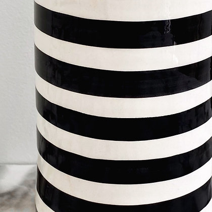 tall tumbler - horizontal stripe