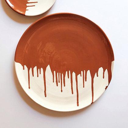 drippy plates