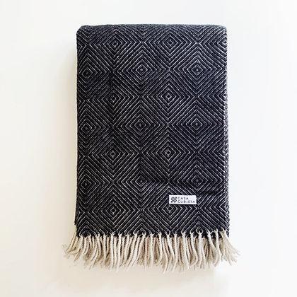 diamond wool blanket
