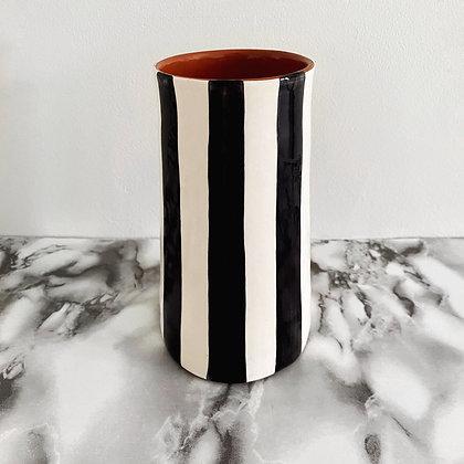 tall tumbler - vertical stripe