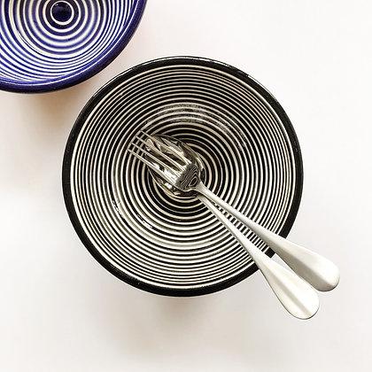 classic stripe bowls