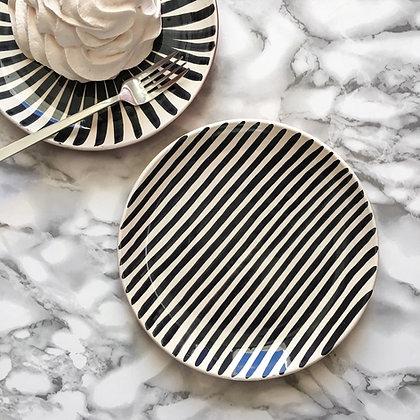 stripe plates