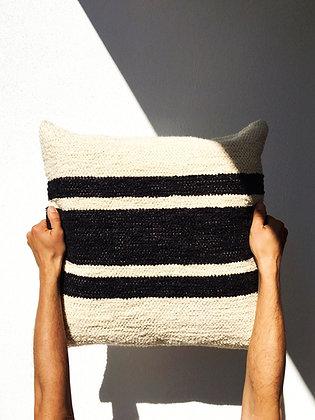 centre stripe cushion
