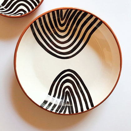 double arch bowls