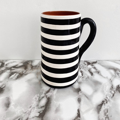tall mug - horizontal stripe