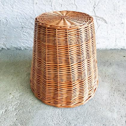 cane stool - cylinder