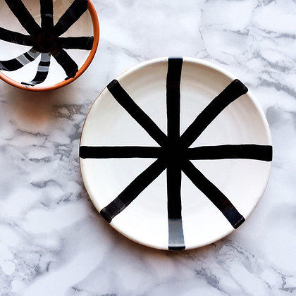 segment plates