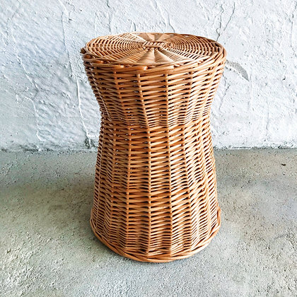 cane stool - curve