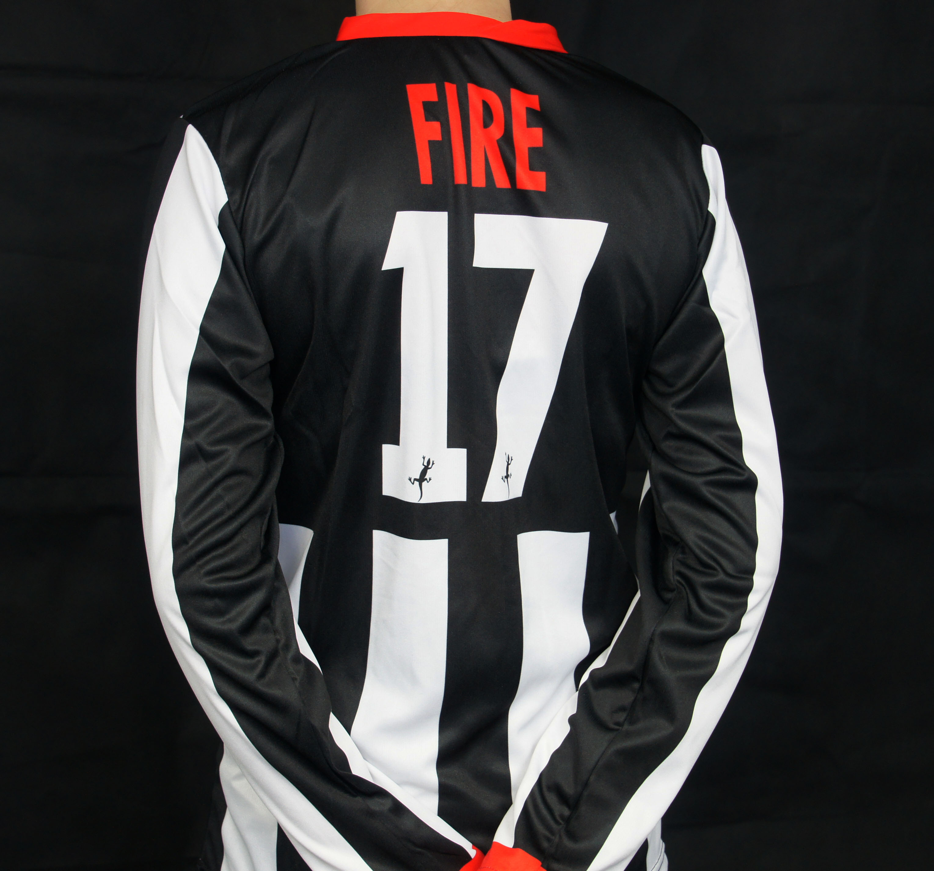 Newton Fire Football Kit