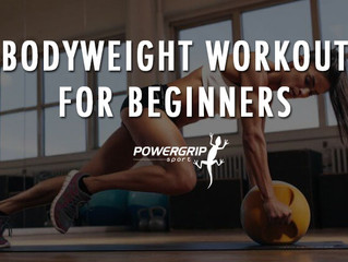 A Body Weight Workout For EVERYONE