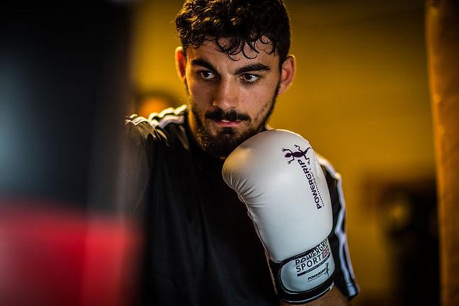 Boxing Equipment Coming Soon