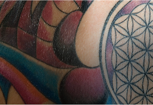 Tattoo Close-up