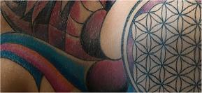 Tattoo Close-up