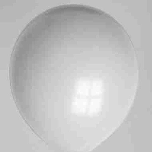 Ballon 30 cm grijs prijs per 100 stuks