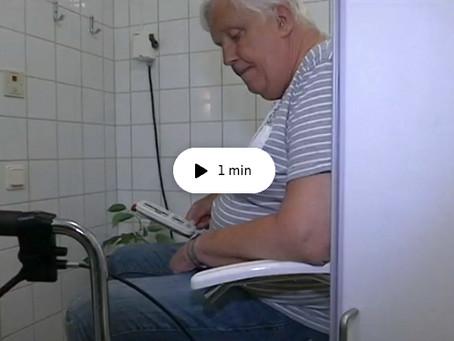 SVT Rapport uppmärksammar duschlösningen Poseidon