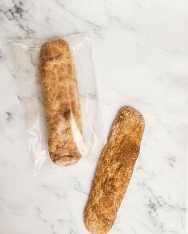 Pan cristal largo L para bocadillos