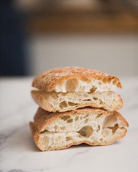 Pan precortado cristal