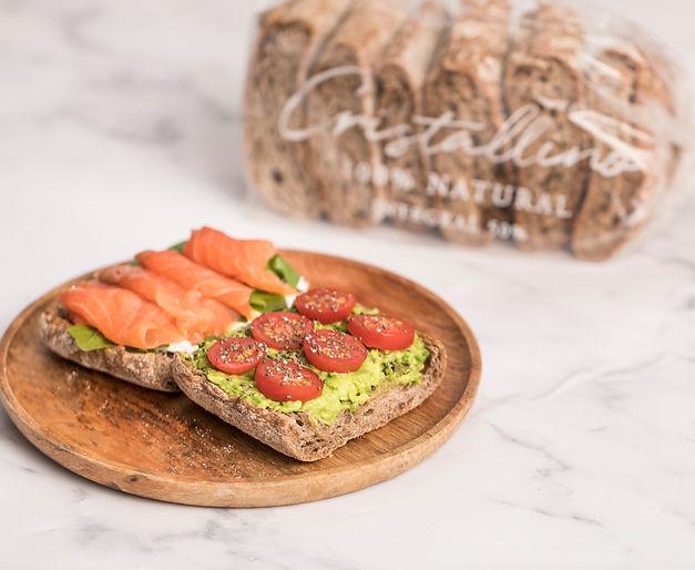 Recetas desayuno con pan Cristallino
