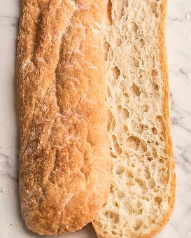 Pan de cristal extra largo XL