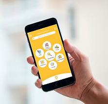 Puedes comprar a través de la app de globo nuestros productos Cristallino