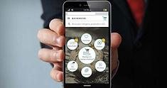 Compra a través de la App de Pan Cristallino