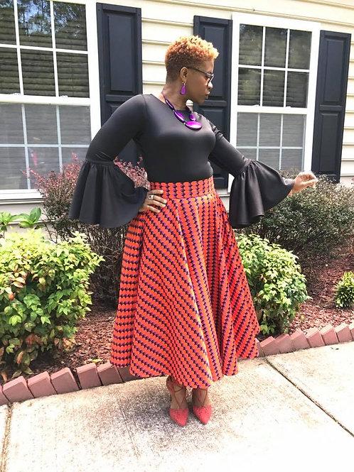 Shelly Midi Skirt