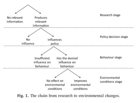 New Paper: The Value of Research for Environmental Policy