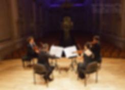 Cuarteto Granada Foto por Daniel Díaz