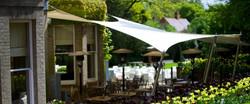 Milsom Hotel Terrace Canopy