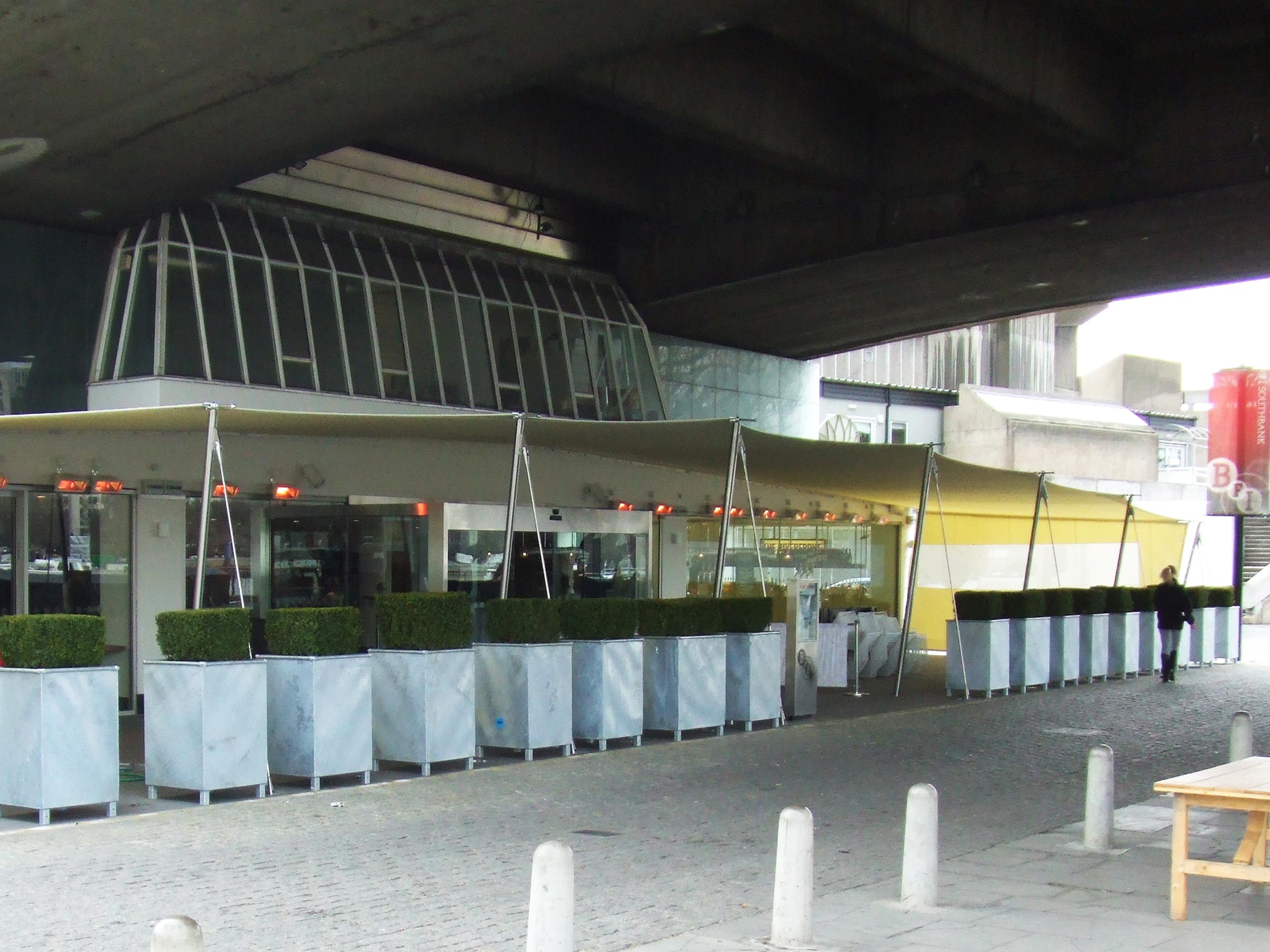 Benugo BFI Terrace Awning5