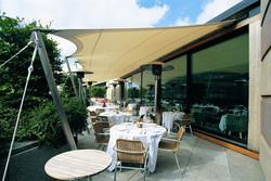 Coq D'argent Restaurant Canopy
