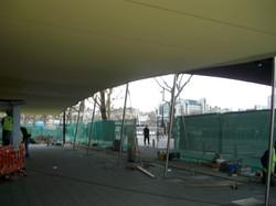 Benugo BFI Waterloo, Constructi