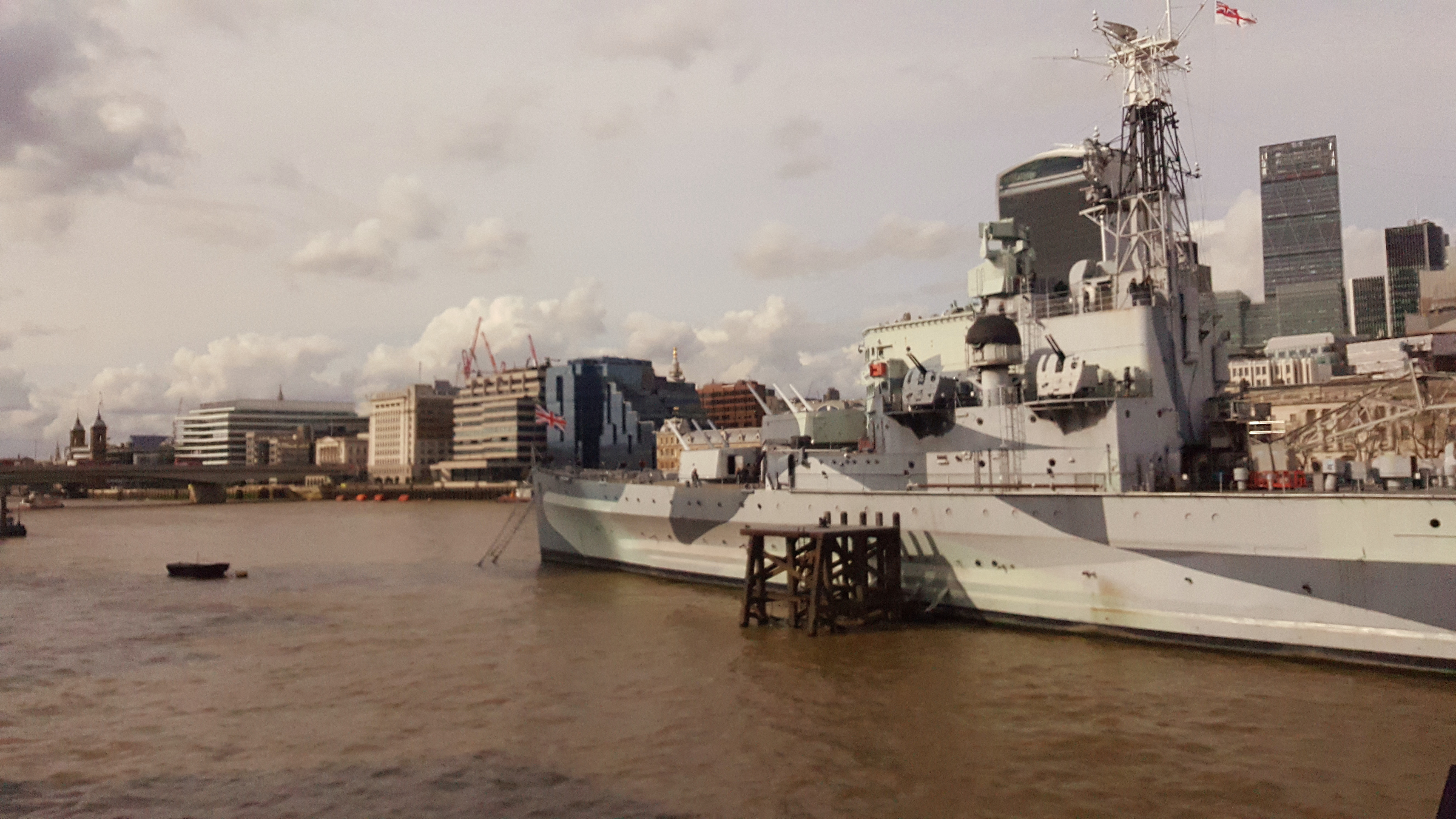 HMS Belfast Upper Deck Bar Sail11