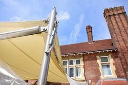 Pontlands Park Hotel Terrace Sail4