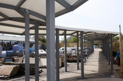 Hambrooks Covered Walkway Canopy4