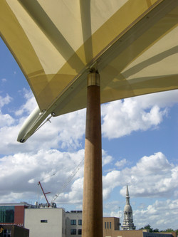 Benchmark timber masts