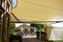 Pontlands Park Hotel Terrace Sail5