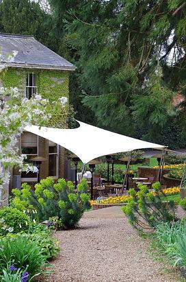 Milsom Hotel Restaurant Lightweight Sun Shading