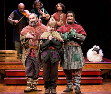 """Adaptor/Director, """"The Second Shepherds' Play,"""" Folger Consort"""