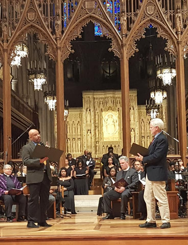 Director, ML King Tribute, Washington National Cathedral