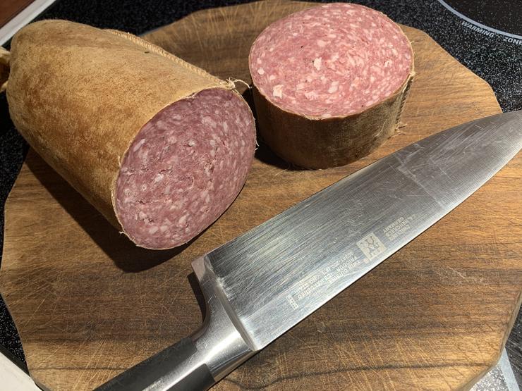 Lamb Summer Sausage
