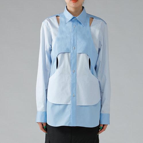 Assemble Dress Shirt / BLUE