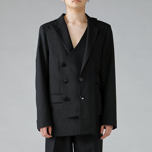 Assemble Tailored Jacket / TRUEBLACK